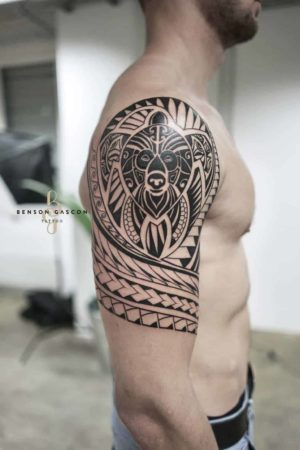 Benson Tattoo Studio Tribal Tattoo
